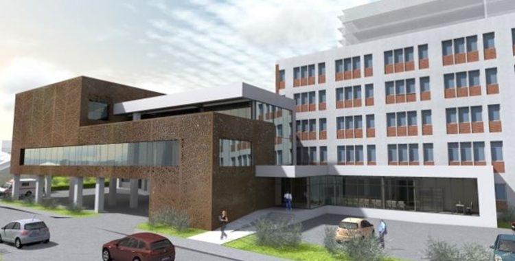 Un nou corp de clădire pentru Serviciul de Urgență Județean - Oradea