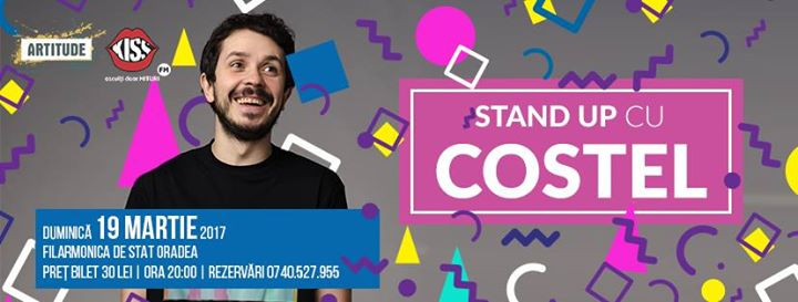 Stand Up Comedy Costel - Oradea