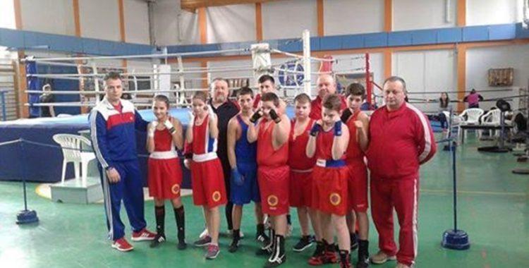 Turneul Regional de Box din Ungaria - Oradea