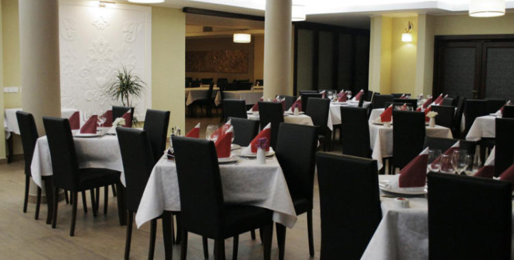 Restaurant Pensiunea Anthimos