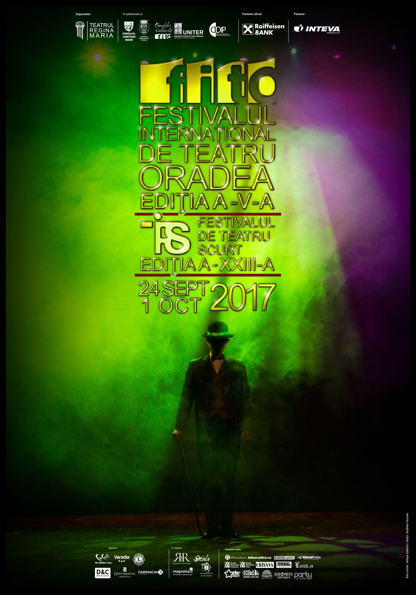 Festivalul internațional de Teatru Oradea
