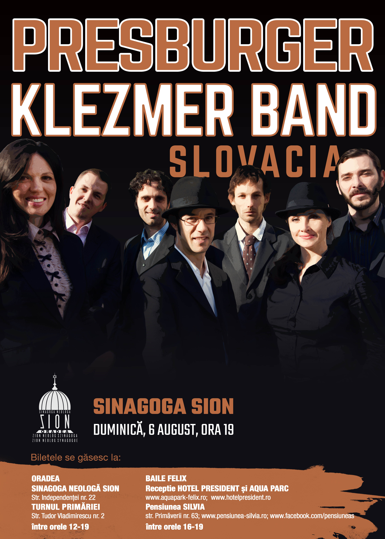 Presburger Klezmer Band