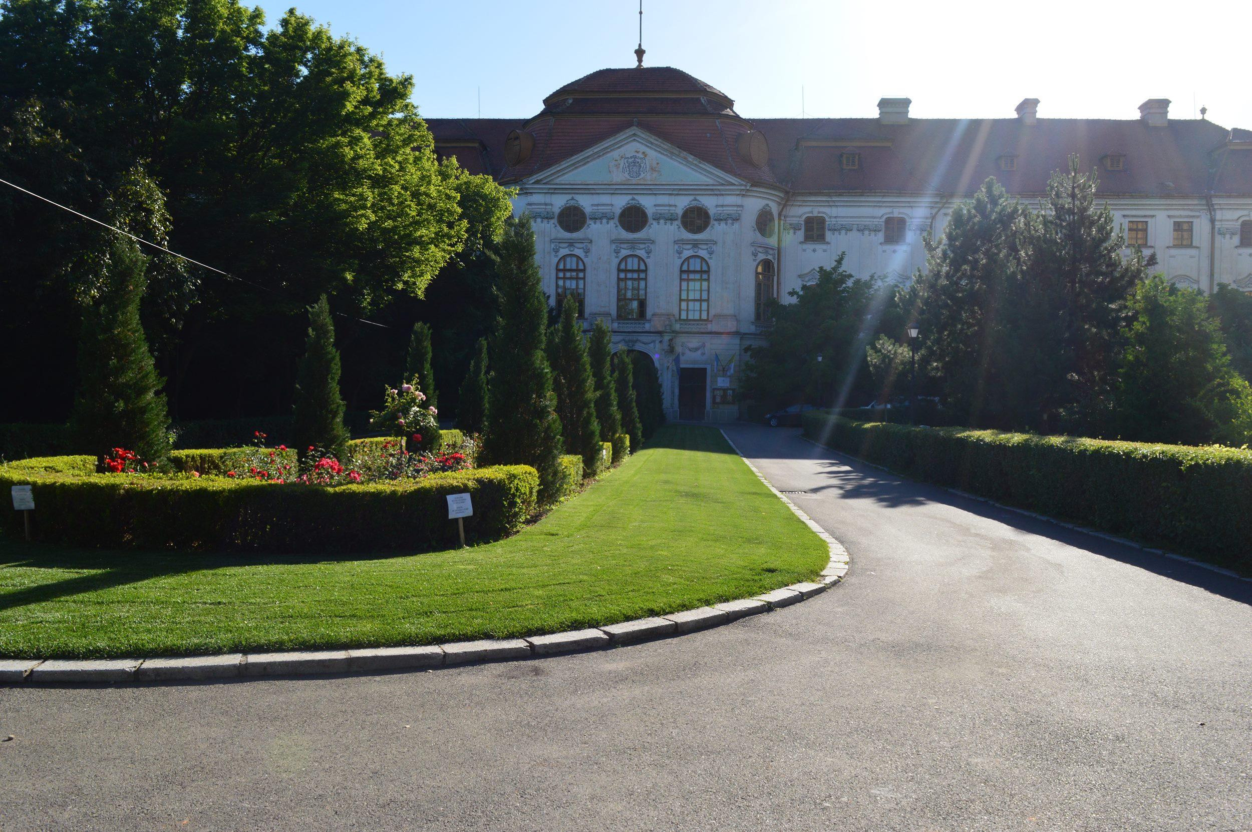 Palatului Baroc