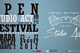Open Studio Act 2