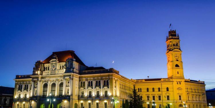 Clădirea Primăriei Oradea va fi reabilitată