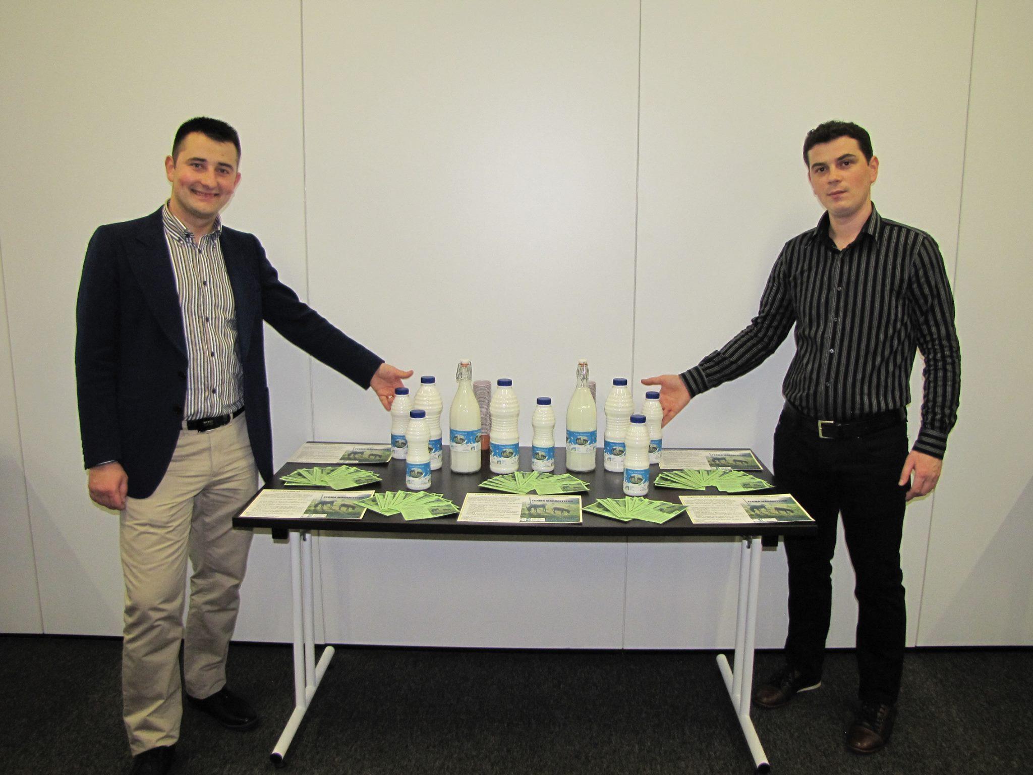 Laptele Premium de măgăriţă