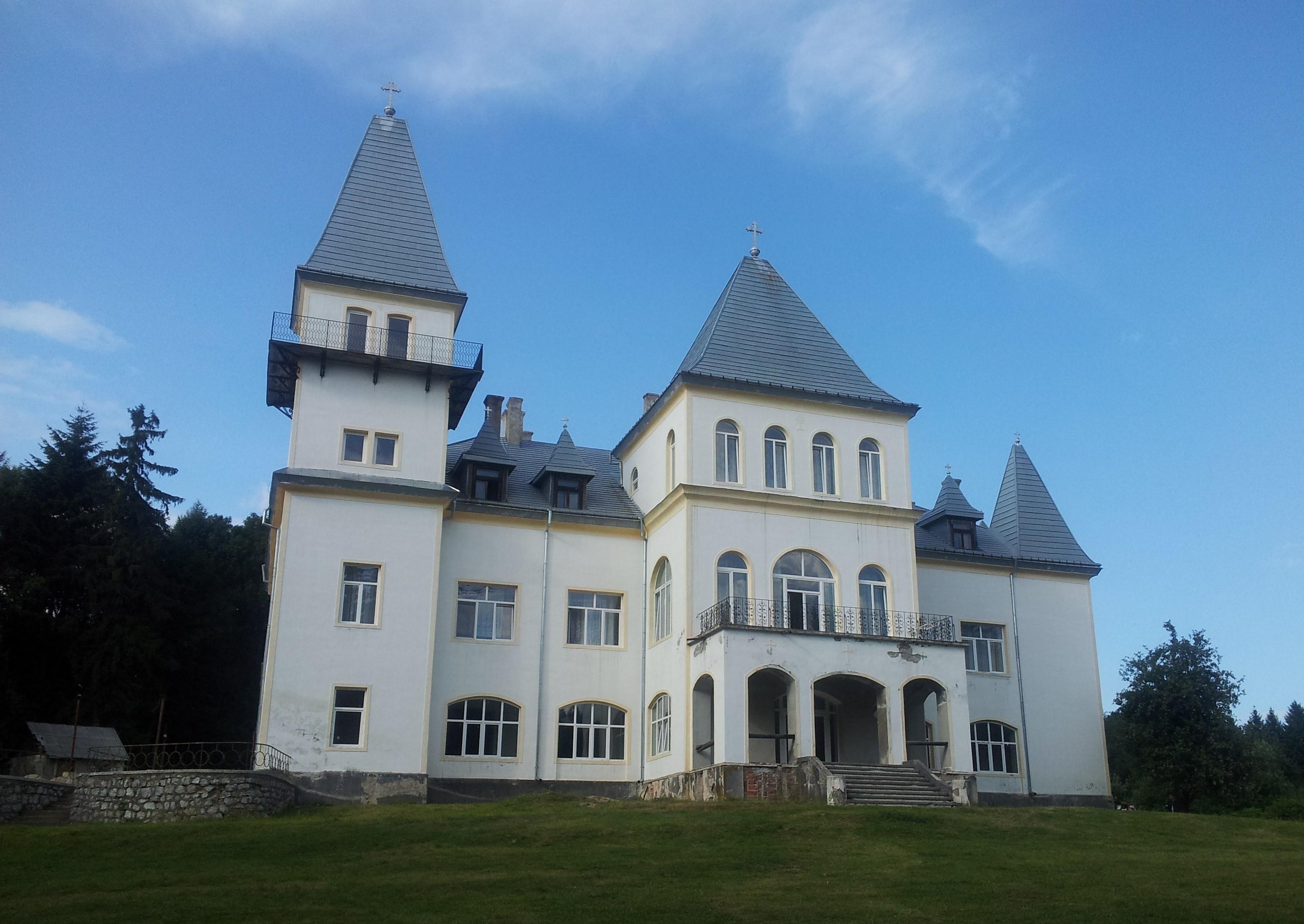 castelele din bihor