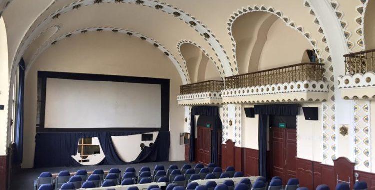 restaurarea imobilului Cinematograful Libertatea