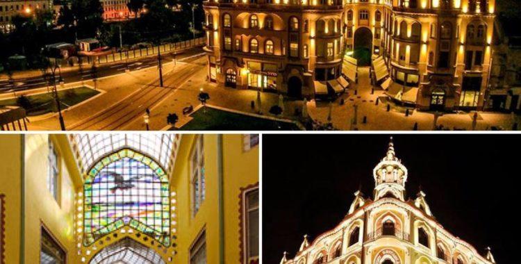 fotografii cu Oradea din săptămâna