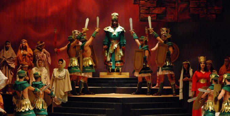 operă Nabucco