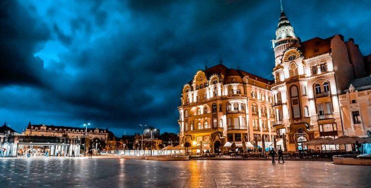 """O timișoreancă descrie Oradea ca fiind mai """"frunce"""" decât Timișoara"""