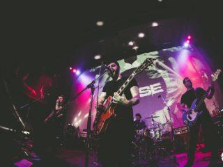 Prima dată în Oradea, trupa The Case!