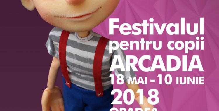 Festivalul de Teatru pentru Copii Arcadia 2018