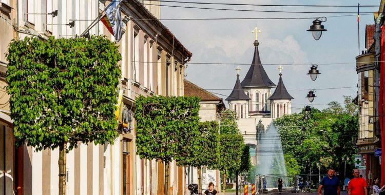 Străzi din Oradea