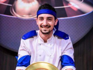 """Bogdan Vandici, din Oradea, a câștigat competiția televizată """"Chefi la cuțite""""!"""
