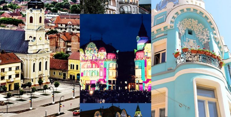 Cele mai apreciate fotografii cu Oradea