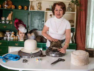 Personaje bihorene – Dorina Morna, pălărier