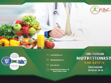 Curs tehnician nutritionist - Oradea