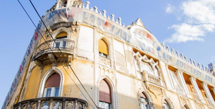 Frumuseţea veneţiană pe corso-ul din Oradea