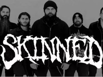 Skinned (death metal/USA) & Bleed Your Eyes (RO) Live