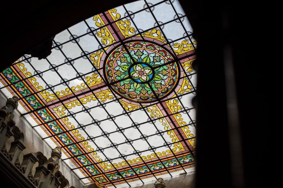Despre vitraliile orădene