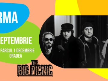 Concert FiRMA la The Big Picnic 2018