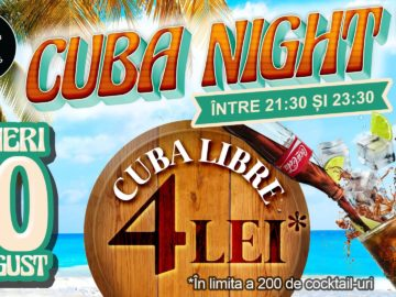 Cuba Night in Columbus