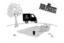Mr. Bean Coffee la The Big Picnic