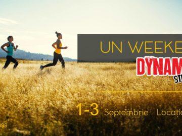 Un Weekend cu Dynamic Studio!
