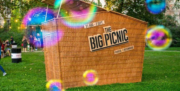 Începe The Big Picnic 2018