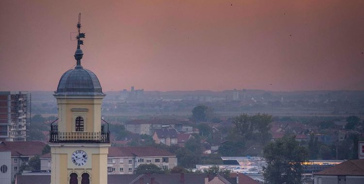 Prima zonă rezidențială din Oradea