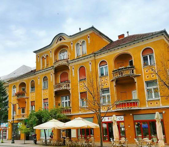 Miros de toamnă în Oradea