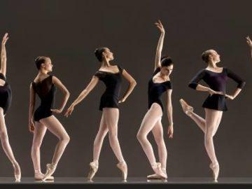 Balet pentru domnisoare si doamne