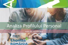 Certificare PPA Thomas International - Analiza Comportamentala