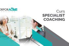 Curs - Specialist în activitatea de coaching