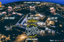 OUT by Intense #6 - Maestros del Ritmo -Last dance of the summer