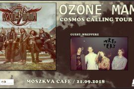 Ozone Mama / Wrepperz - Moszkva Kávézó
