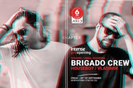 Pre Opening - Chapter 2 with Brigado Crew