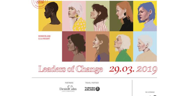 Cum să devii un #LeaderofChange?