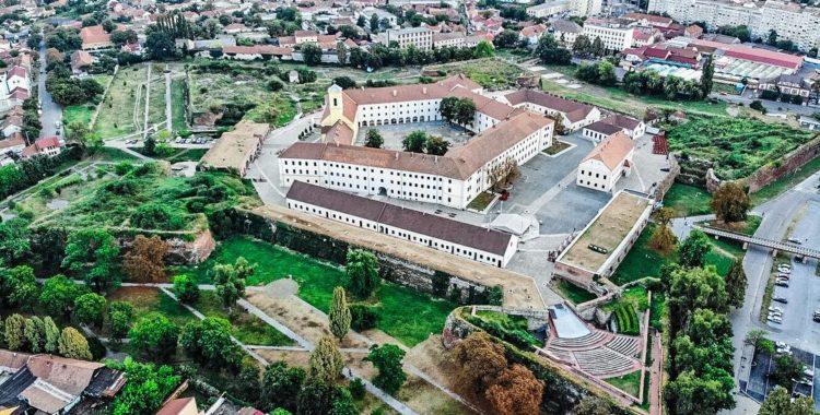 Zidurile Cetății Oradea – reconstrucție și reabilitare