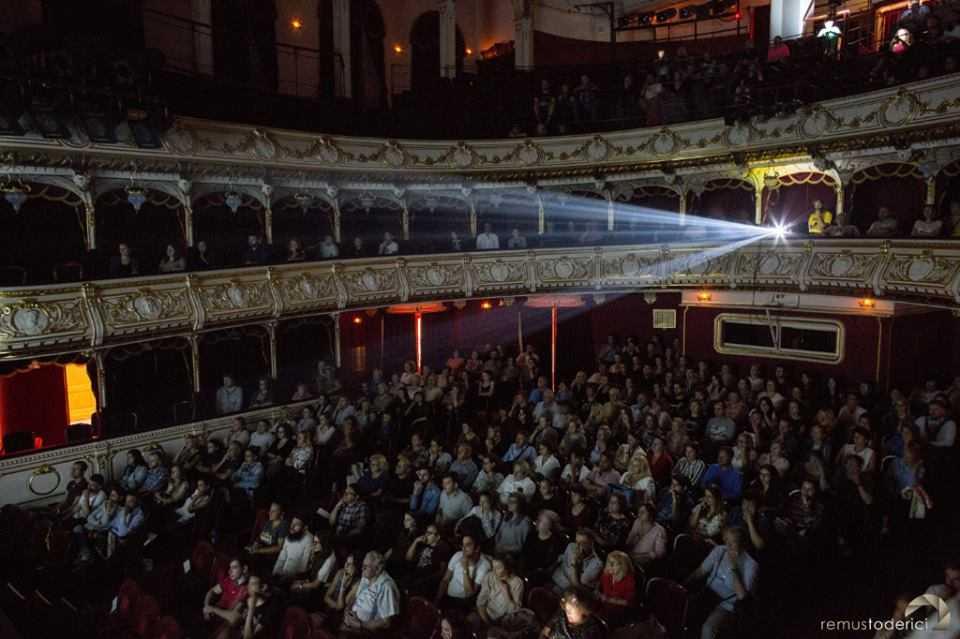 Peste 5000 mii de spectatori s-au bucurat de prima ediție TIFF Oradea
