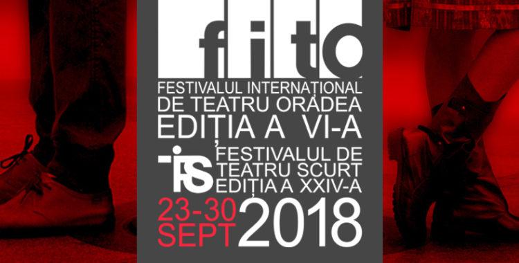 Program FITO - Festivalul International de Teatru Oradea