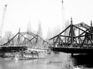 Povestea podurilor orădene – Podul Decebal
