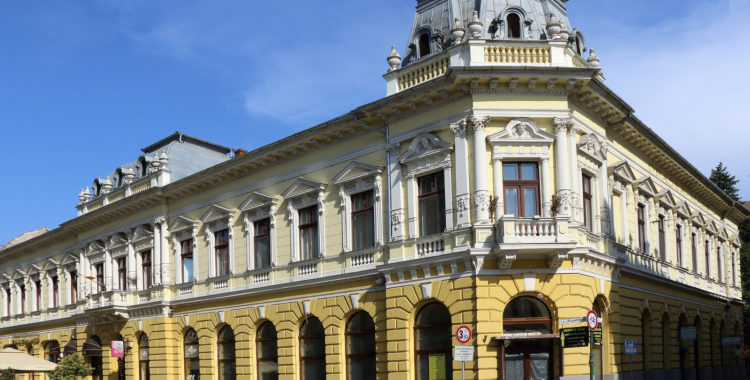 Casa Bartsch: trecut și prezent