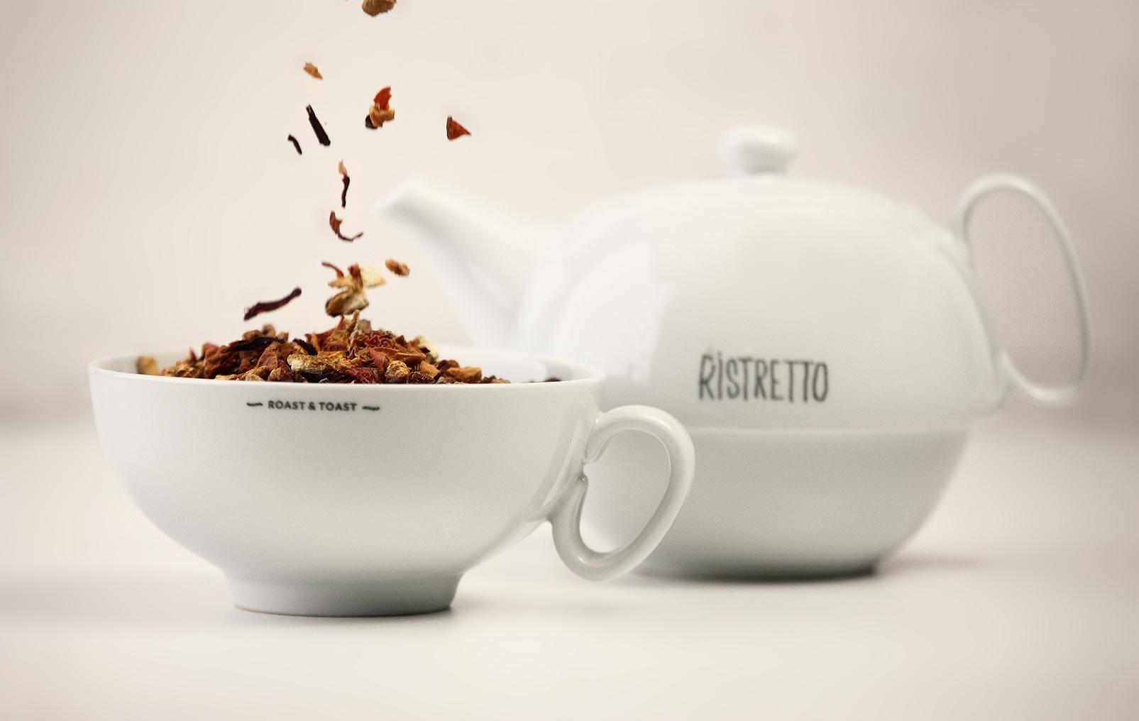 Culorile toamnei în ceaşca de cafea Ristretto