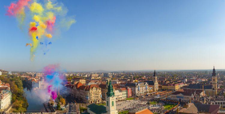 La mulți ani Oradea