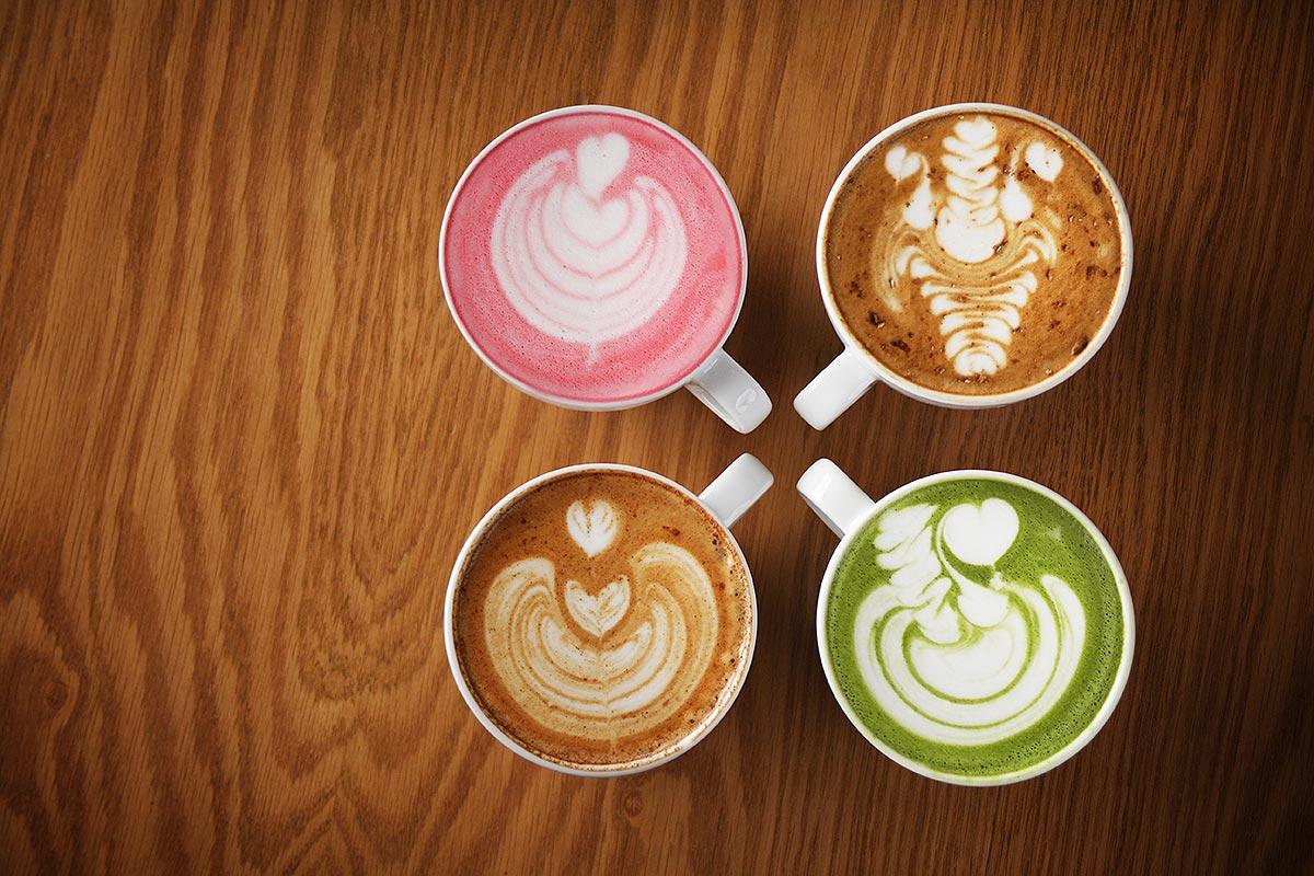 Culorile toamnei în ceaşca de cafea Culorile toamnei în ceașca de cafeaRistretto