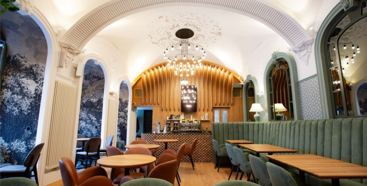 Ristretto - cafeneaua Oradea3
