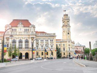 Când ai urcat ultima oară în Turnul Primăriei Oradea?