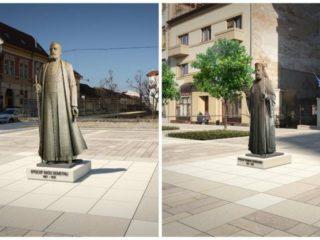 Episcopii din Piața Unirii, Oradea